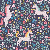Eijffinger Unicorns Bright Mural - Product code: 399110