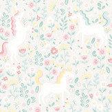 Eijffinger Unicorns Pastel Mural - Product code: 399111