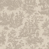 Coordonne Laeken Gold Wallpaper - Product code: 7800712