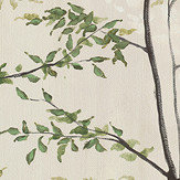 Coordonne Woods Green / Cream Mural - Product code: 7800995