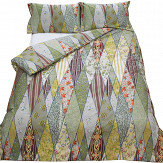 The Chateau by Angel Strawbridge The Chateau Wallpaper Museum Duvet Set Multi-coloured Duvet Cover - Product code: WAP/MUL/SINBS