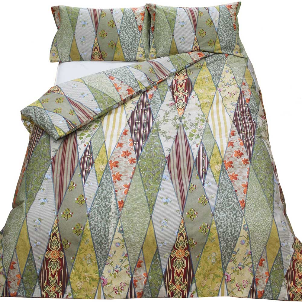 The Chateau Wallpaper Museum Duvet Set By The Chateau By