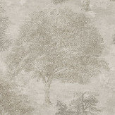 SketchTwenty 3 Sherwood Brown / Beige Wallpaper - Product code: SO00933