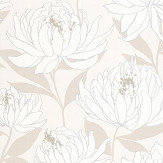 Harlequin Sebal Glacier/ Silver Wallpaper - Product code: 112131