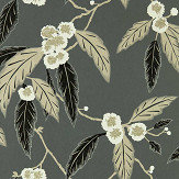 Harlequin Coppice Ebony/ Putty/ Snow Wallpaper - Product code: 112136