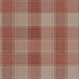 Arthouse Urban Check Rust Wallpaper - Product code: 904102