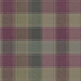Arthouse Urban Check Plum Wallpaper - Product code: 904103