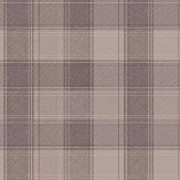 Arthouse Urban Check Chocolate Wallpaper - Product code: 904104