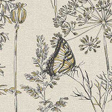 Arthouse Meadow Floral Charcoal Wallpaper - Product code: 904105