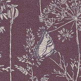 Arthouse Meadow Floral Plum Wallpaper - Product code: 904107