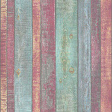 Albany Painted Wood Multi-coloured Wallpaper - Product code: 31993-1