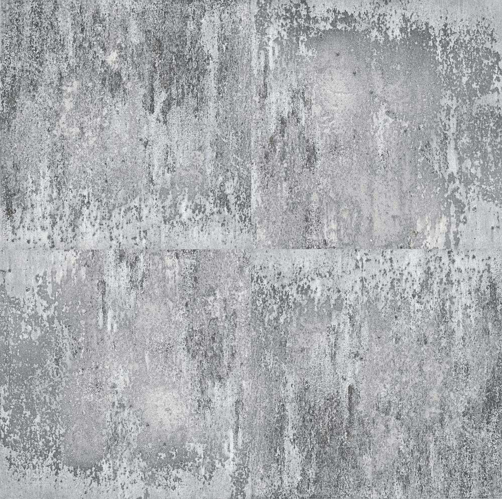 Albany Metal Wall Silver Grey Wallpaper - Product code: 36118-3