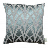 The Chateau by Angel Strawbridge The Chateau Broadway Cushion Azure - Product code: BRO/AZU/05050KE