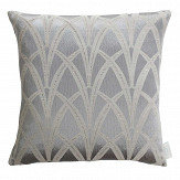 The Chateau by Angel Strawbridge The Chateau Broadway Cushion Silver - Product code: BRO/SIL/05050KE