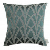 The Chateau by Angel Strawbridge The Chateau Broadway Cushion Teal - Product code: BRO/TEA/05050KE