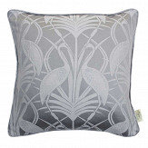 The Chateau by Angel Strawbridge The Chateau Deco Heron Cushion Grey - Product code: DEC/GRE/04343CC