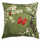 The Chateau by Angel Strawbridge The Chateau Oriental Garden Cushion Basil - Product code: BLS/BAS/04545CC