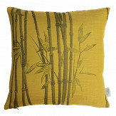 The Chateau by Angel Strawbridge The Chateau Bamboo Cushion Ochre - Product code: BAM/OCH/04343CC