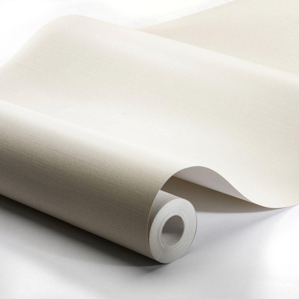 Raw Silk Wallpaper - Cream - by Engblad & Co