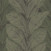 Engblad & Co Urban Jungle Green Wallpaper - Product code: 4574