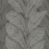 Engblad & Co Urban Jungle Black Wallpaper - Product code: 4576