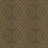 Engblad & Co Skyline Brown / Black Wallpaper - Product code: 4580