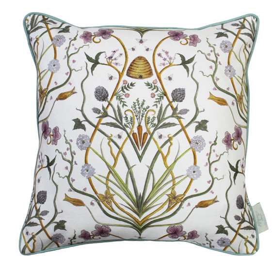 The Chateau by Angel Strawbridge The Chateau Potagerie Cushion Cream - Product code: POT/CRM/04343PI