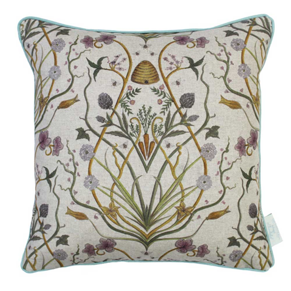 The Chateau by Angel Strawbridge The Chateau Potagerie Cushion Linen - Product code: POT/LIN/04343PI