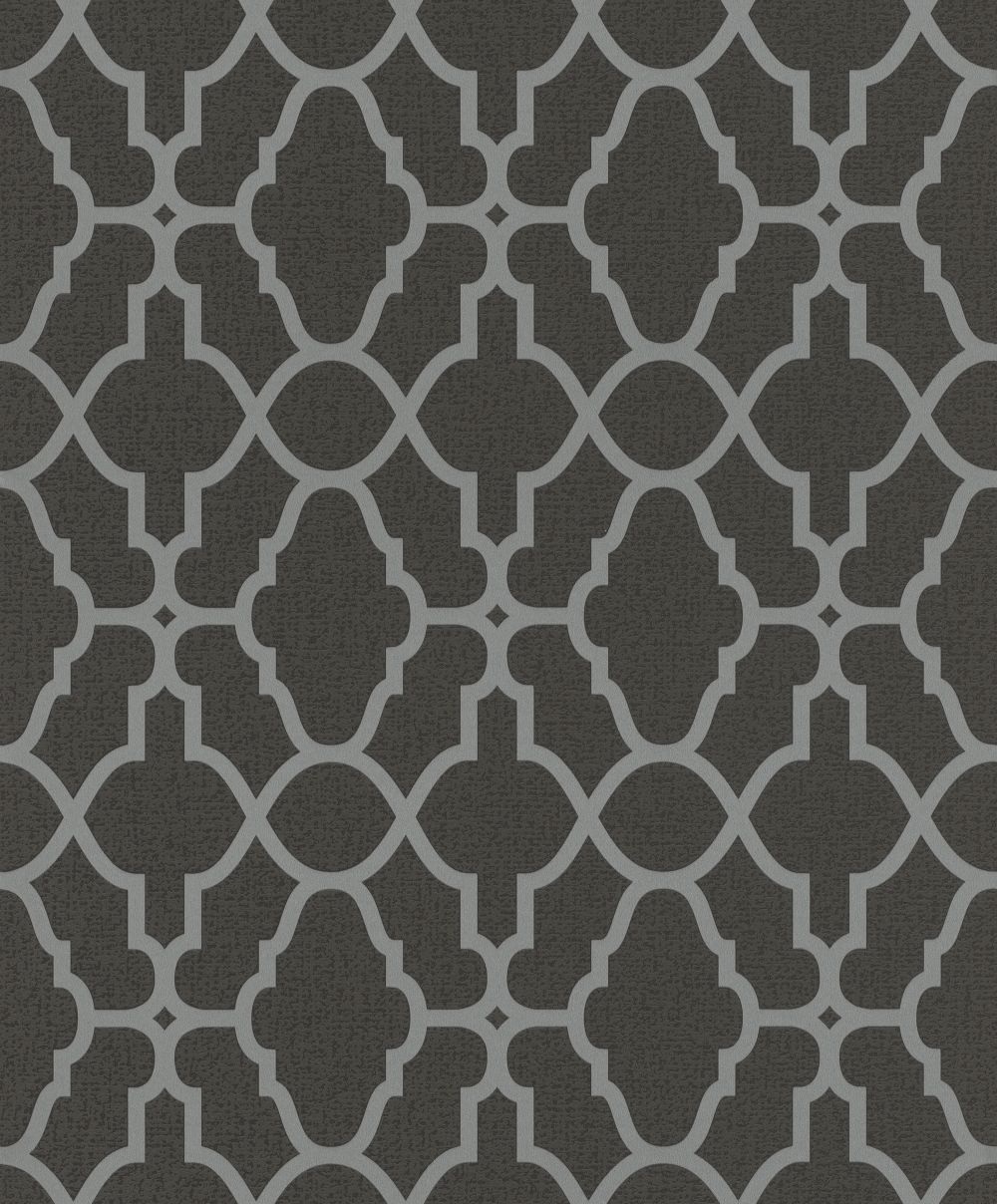 Albany Casablanca Charcoal Wallpaper - Product code: 309348