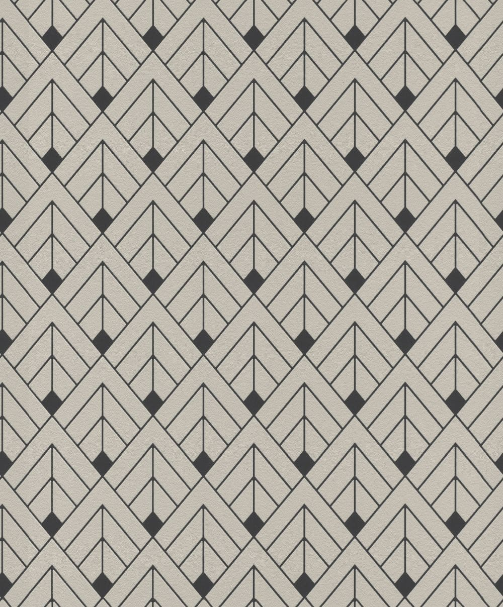 Albany Gatsby Grey Wallpaper - Product code: 403305