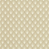 Albany Deco Sun Gold Wallpaper - Product code: 433609