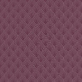 Albany Deco Sun Mauve Wallpaper - Product code: 433623