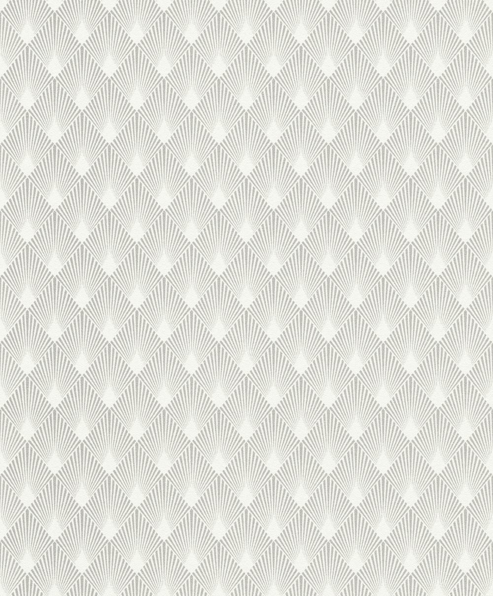 Albany Deco Sun Grey Wallpaper - Product code: 433647