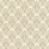 Albany Chrysler Linen Wallpaper - Product code: 433913