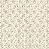 Albany Deco Diamond Linen Wallpaper