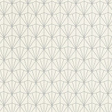 Albany Deco Diamond Ivory Wallpaper - Product code: 434064
