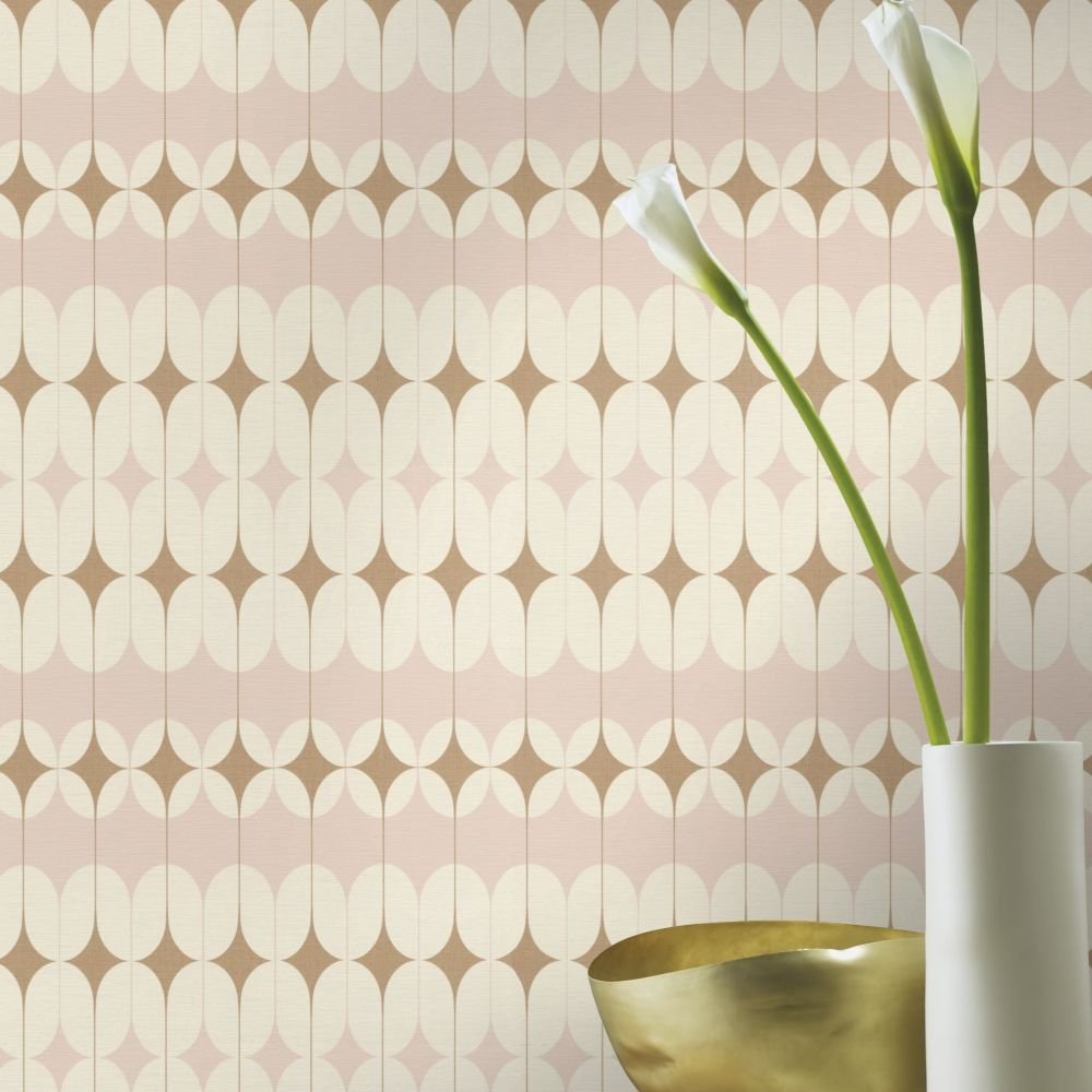 Albany Daisy Rose Wallpaper - Product code: 531114