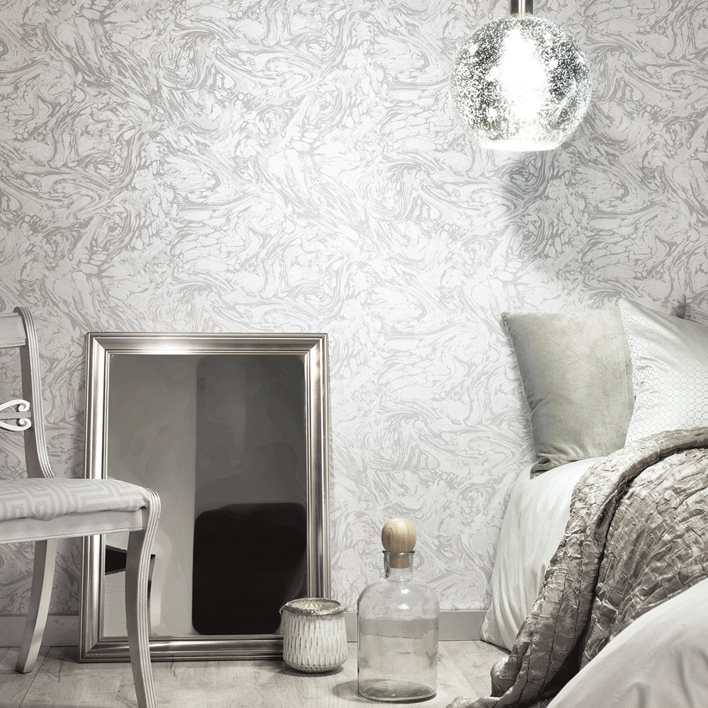Albany Coralito Coralito White Wallpaper - Product code: 65560