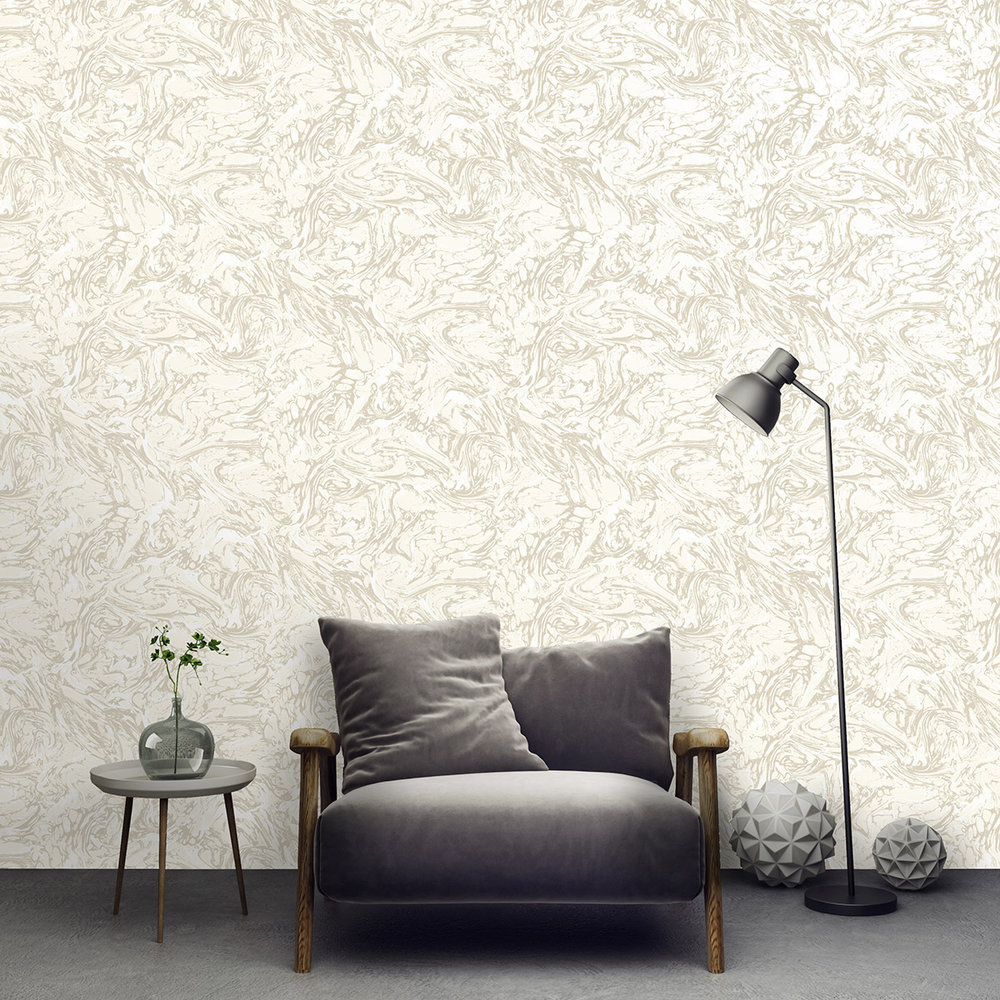 Albany Coralito Coralito Cream Wallpaper - Product code: 65561