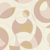 Albany Orbit Rose Wallpaper - Product code: 533019
