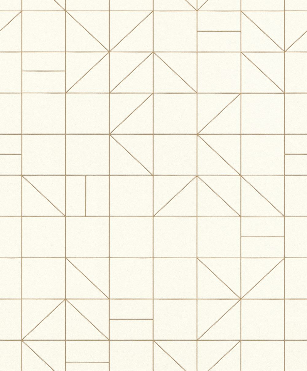 Albany Tile Deco Ivory Wallpaper - Product code: 610727