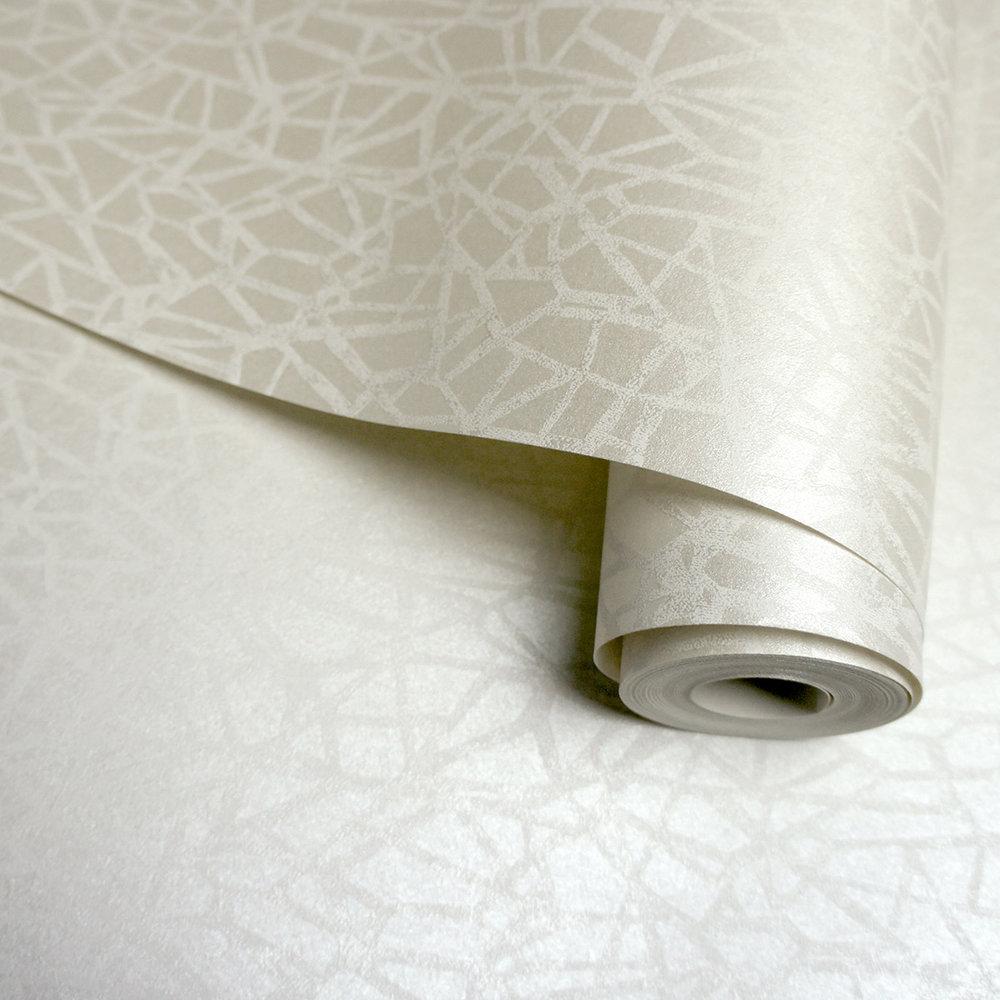 Sakkara Wallpaper - Sakkara White - by Albany