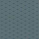 Albany Petal Blue Wallpaper - Product code: 621020
