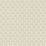 Albany Deco Motif Linen Wallpaper - Product code: 808407