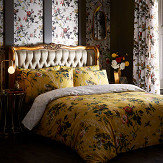 Oasis Leighton Duvet Set Ochre Duvet Cover - Product code: M0011/02/KS