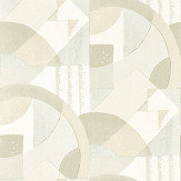 Zoffany Abstract 1928 Mineral Wallpaper - Product code: 312890