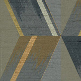 Zoffany Rhombi Anthracite Wallpaper - Product code: 312895