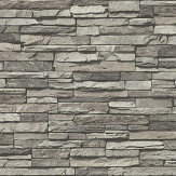 Albany Slate Wall Grey Wallpaper - Product code: 95833-1