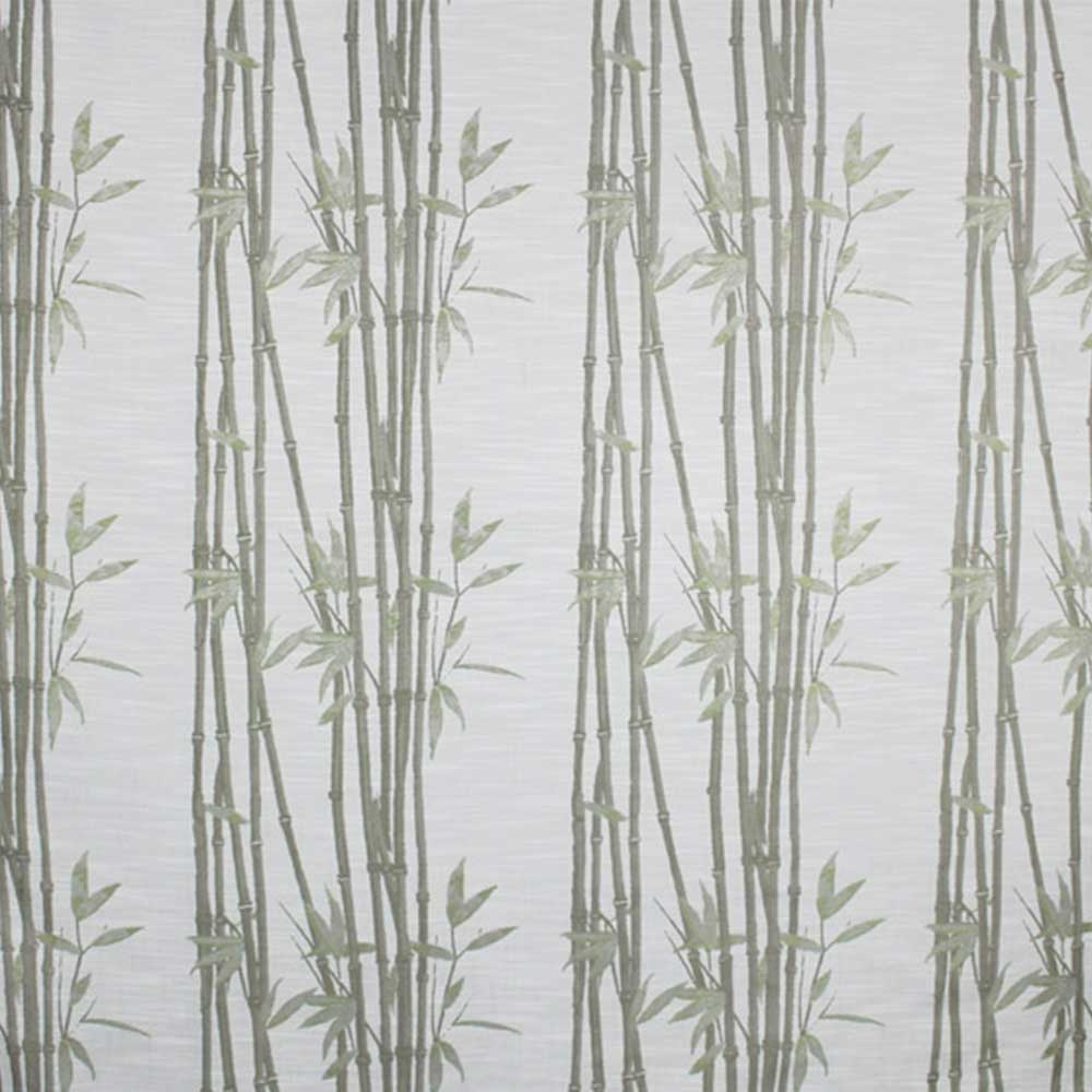 The Chateau Oriental Garden Bamboo Curtains Ready Made Curtains - Natural - by The Chateau by Angel Strawbridge