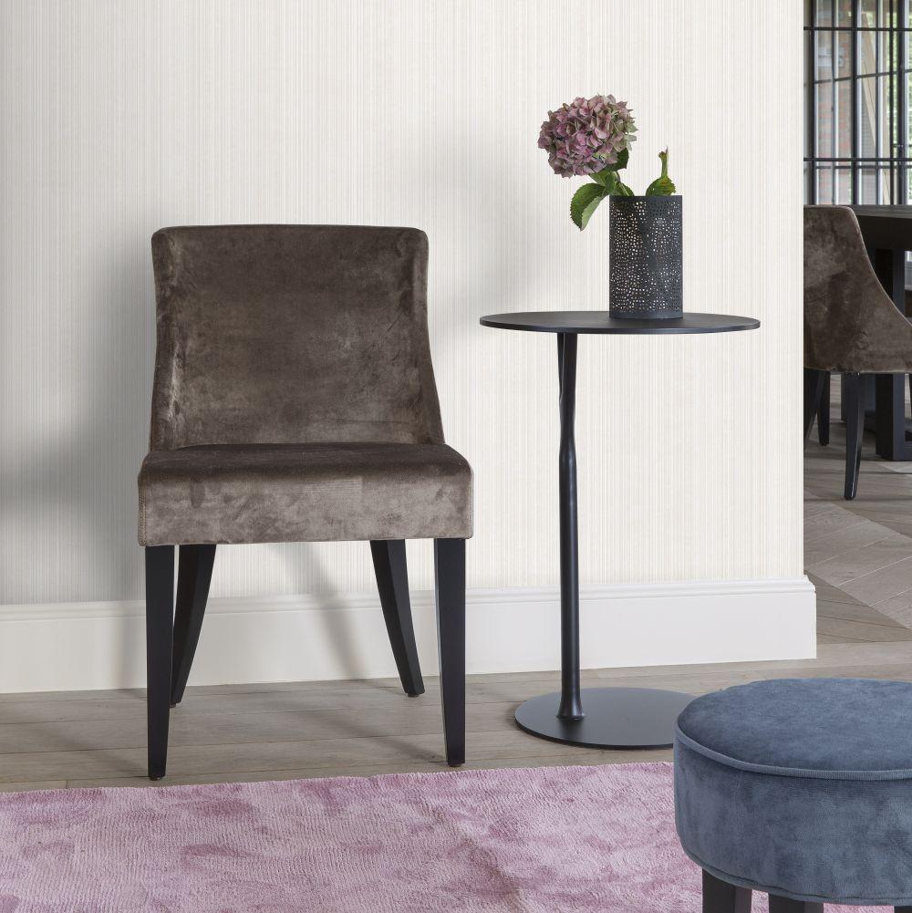 SK Filson Textile Plain Light Grey Wallpaper - Product code: LV1305